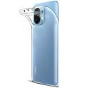 CAPELLA-MI11 - Coque Capella Xiaomi Mi-11 transparente avec contour à coussins d'air