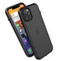 CATDRP12BLM - Coque iPhone 12 / 12 Pro 6,1 pouces catalyst série Influence coloris noir