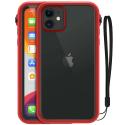 CATDRPH11REDM - Coque iPhone 11 catalyst série Impact Protection coloris rouge
