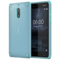 CC-501BLEU - Coque origine Nokia-6 série Rugged Impact CC-501 Mint