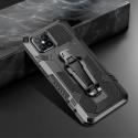 CCDFEND-REDMI9A - Coque Xiaomi Redmi 9A Defender renforcée et antichoc coloris noir