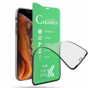 CERAMIC-MI10TLITE - Film protecteur écran intégral 3D en céramique incassable Mi 10T Lite (5G) contour noir