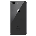 CHASSIS-IP8PLUSNOIRVIDE - Chassis complet iPhone 8 plus noir