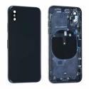 CHASSIS-IPXSNOIR - Châssis iPhone XS + boutons coloris noir