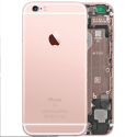 CHASSISNAPPE-IP6SROSE - Chassis complet iPhone 6s rose gold avec nappes