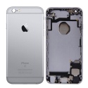 CHASSISNAPPE-IP6SSIDERAL - Chassis complet iPhone 6s gris sidéral avec nappes (complet)