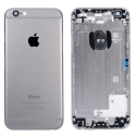 CHASSISVIDE-IP6GREY - Chassis iPhone 6 avec boutons coloris Gris foncé