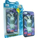 CLCIP53D - Coque hologramme Lapins Cretins pour iPhone 5