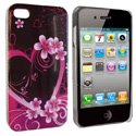 NZCLOVHEART-IP4S - Coque Nzup Love Heart pour Iphone 4S et iPhone 4