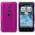 CMBARE-EVO3D-ROS - Coque Case-mate Barely rose pour HTC Evo 3D