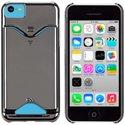CMIDCASEIP5CCHROME - Coque Case-mate Barely ID Case chrome iPhone 5C
