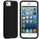 CMTOUGH-IP5-NO - Coque Case-Mate Tough noire iPhone 5