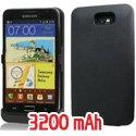 COQBAT-NOTE - Coque de protection avec batterie intégrée pour Samsung Galaxy Note de 3200 mAh