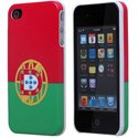 COV-IPHONE4-PORTUGAL - Coque drapeau Portugal pour Iphone 4