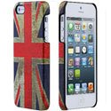 COVIP5MOXUK - Coque drapeau Anglais UK Union jack iPhone 5