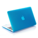 COVMCBOOKPRO154BLEU - Coque MacBook Pro 15,4 pouces coloris bleu modèle A1286
