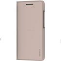 CP-307CREAM - Etui Nokia 5.1 CP-307 taupe rabat latéral logement carte