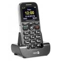 DORO-PRIMO215 - Téléphone sénior Doro Pimo 215 avec socle de chargement