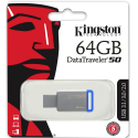 DT50-64GB - Clé USB Kingston DT50 de 64Go en USB 3.0