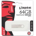 DTSE9-64G - Kingston cl� USB 2.0 de 64 Go DataTraveler DTSE9-64GB