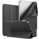 DUX-OSOMIPAD18NOIR - Etui iPad 2018 noir Dux OSOM avec coque intérieure souple et rabat articulé