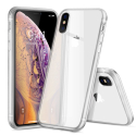 DUXTPU-IPXSMAXTRANS - Coque souple flexible iPhone XS MAx flexible transparente