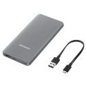 EB-P3000GRIS - Batterie Samsung PowerBank 10.000 mAh EB-P3000 grise