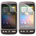 ECRAN-CLASEC-DESIRE - 2 films écran miroir & privé pour HTC Desire