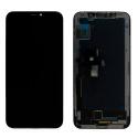 ECRAN-IPHONEXSOLED - Ecran iPhone-Xs(vitre tactile et dalle OLED) coloris noir
