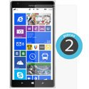 ECRAN-LUMIA1320 - 2 films protecteurs écran Nokia Lumia 1320
