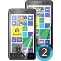 ECRAN-LUMIA625 - 2 films protecteurs écran Nokia Lumia 625