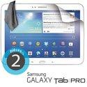 ECRAN-TABPRO101 - 2 films protecteurs écran pour Galaxy TabPro 10.1 tablette Samsung