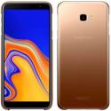 EF-AJ415CFEGWW - Coque Samsung origine pour Galaxy J4+ 2018 dégradé gold