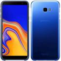 EF-AJ415CLEGWW - Coque Samsung origine pour Galaxy J4+ 2018 dégradé bleu
