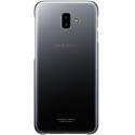 EF-AJ610CBEGWW - Coque Samsung origine pour Galaxy J6+ 2018 dégradé noir