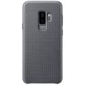 EF-CG965CJEGWW - Coque Samsung antichoc origine textile gris pour Samsung Galaxy S9+