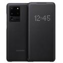 EF-NG988PBE - Etui LED Cover coloris Noir origine Samsung Galaxy S20 Ultra