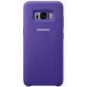 EF-PG955TVEGWW - Coque Samsung origine pour Galaxy S8+ en silicone coloris violet
