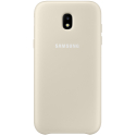EF-PJ530CBFEGWW - Coque Samsung origine pour Galaxy J5 2017 Double Protection coloris gold