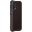 EF-QA326TBE - Coque Samsung origine noire fumée souple Galaxy A32