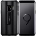 EF-RG965CBEGWW - Coque Samsung antichoc origine coloris noir pour Samsung Galaxy S9+