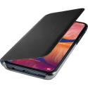 EF-WA202PBEGWW - Etui Galaxy A20e Samsung origine rabat latéral noir