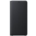 EF-WA920PBEGWW - Etui Galaxy A9 2018 Samsung origine rabat latéral noir