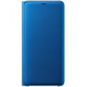 EF-WA920PLEGWW - Etui Galaxy A9 2018 Samsung origine rabat latéral bleu
