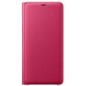 EF-WA920PPEGWW - Etui Galaxy A9 2018 Samsung origine rabat latéral fushia
