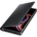 EF-WN960LBEGWW - Etui origine Samsung galaxy Note-9 en cuir noir