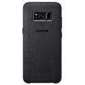 EF-XG950ASE - Coque Samsung origine pour Galaxy S9 alcantara noir