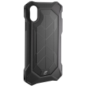 ELEMENT-REVIPXNOIR - Coque iPhone X Element-Case REV coloris noir robuste et enveloppante