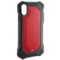 ELEMENT-REVIPXROUGE - Coque iPhone X Element-Case REV coloris rouge robuste et enveloppante