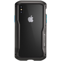 ELEMENT-VAPORS-IPXSMNOIR - Coque iPhone XS Max Element-Case Vapor-S aluminium noir